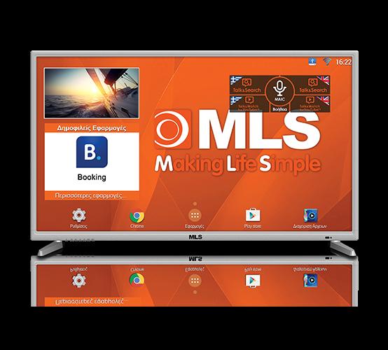 MLS Super SmartTV 32