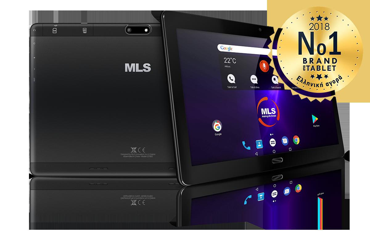 MLS T8 Fingerprint 4G Tablet