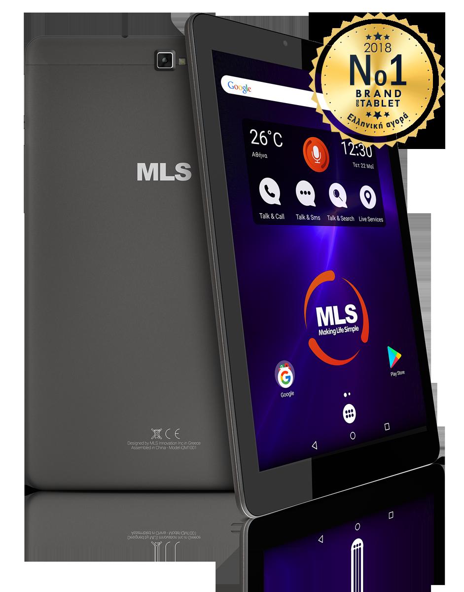 MLS Stage 2018 4G Tablet