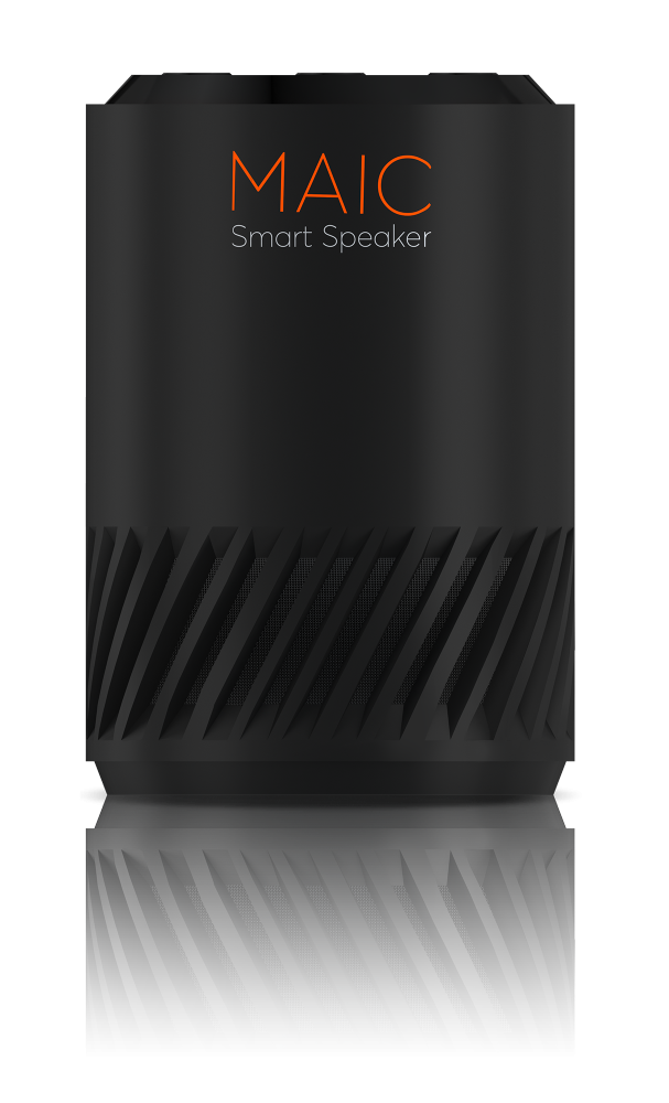 MAIC smart speaker