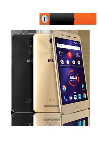 MLS Color Fingerprint 4G Smartphone