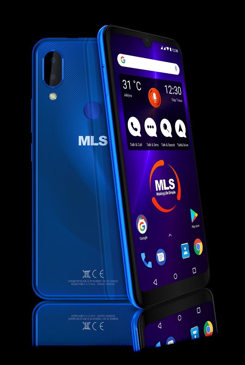 MLS D6 4G smartphone