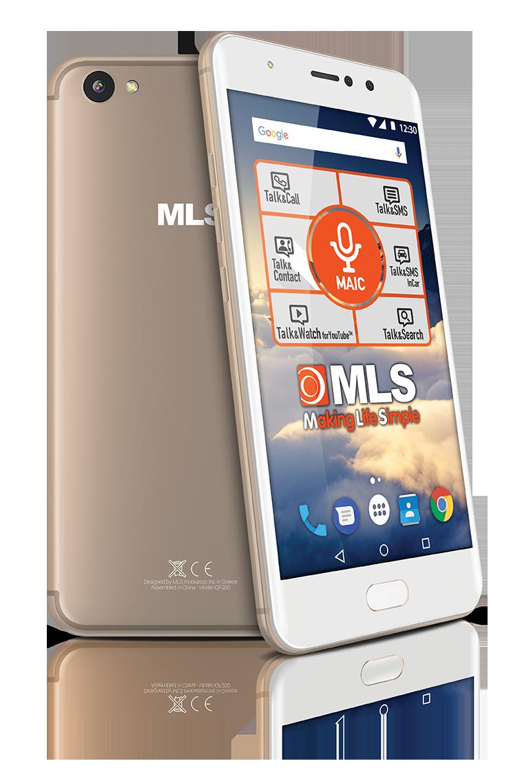 MLS DX 5.5 4G-Champagne