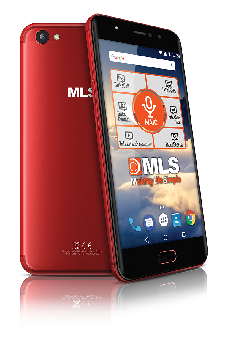 MLS DX 5.5 4G-Red