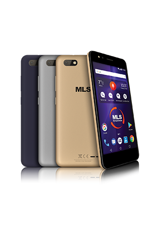 MLS Flame 2018 4G Smartphone