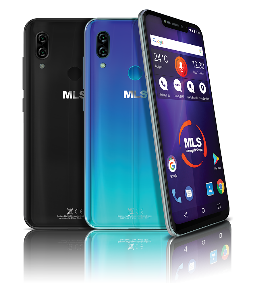MLS MX Notch Smartphone