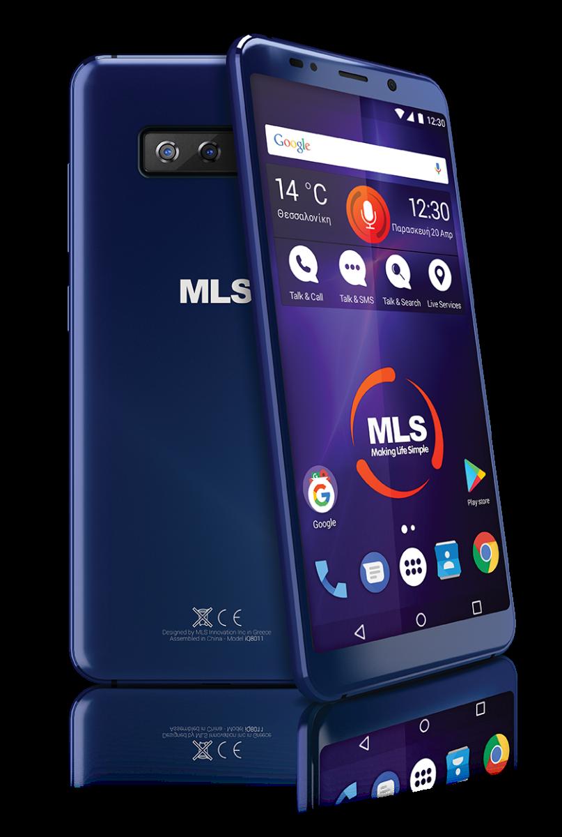 MLS MX Pro Smartphone Black