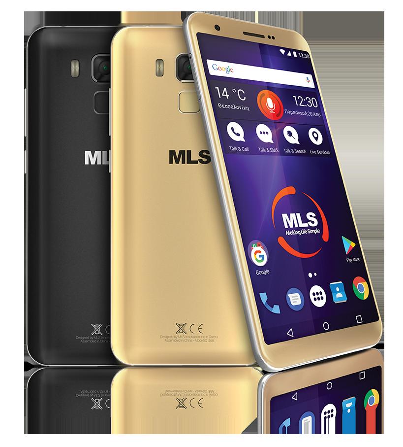 MLS Range 4G Smartphone