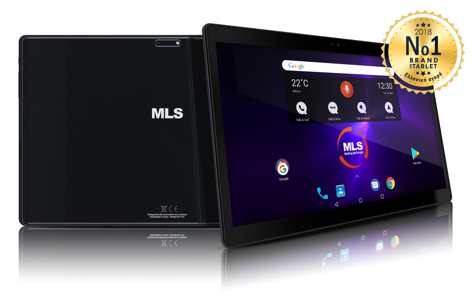 MLS Way 4G Tablet