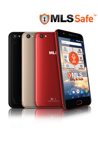 MLS DX 5.5 4G Smartphone