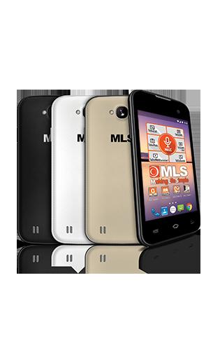 MLS Fab 4G Smartphone
