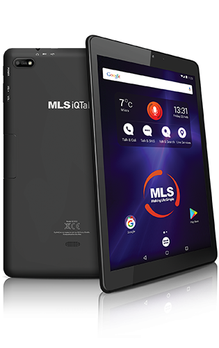 MLS iQTab Brave 3G Tablet