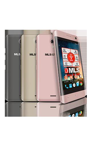 MLS iQTalk Verse 4G Smartphone