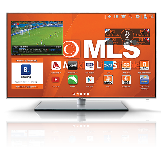MLS SuperSmart TV 42""