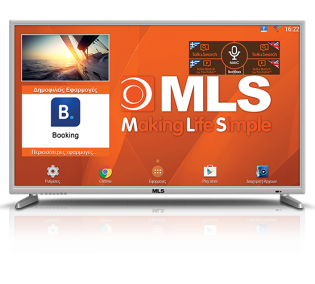 "MLS Super SmartTV 40"""
