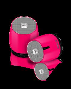 Μίνι Ηχείο Bluetooth MLSound BS2 ροζ
