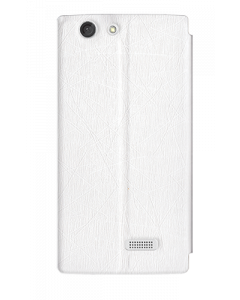 Smart Cover Case for Flame White