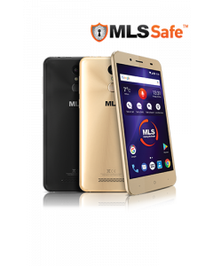 MLS Color Fingerprint 4G Smartphone