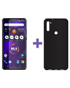 MLS Pop soft case + protective film