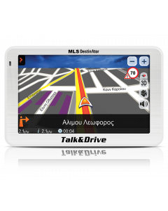 MLS Destinator Talk&Drive W500M