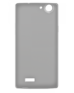 Silicon Case for Flame Black
