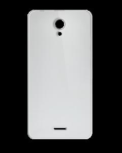 Θήκη σιλικόνης MLS iQTalk Verse 4G Λευκή Διαφανής