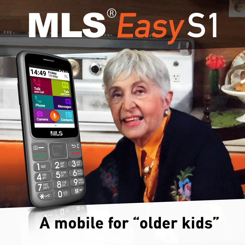 Meet Easy S1!